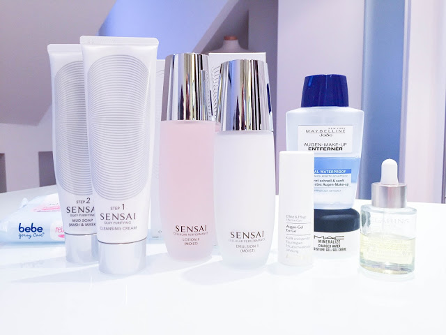MY DAILY SKINCARE PRODUCTS